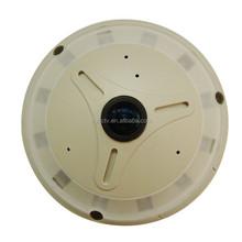 960P 1.3mp Audio Tf Card 360 degree Fisheye Panoramic IP Camera , Fish eye Ip Camera