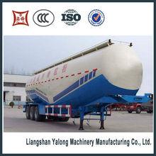Shandong China famous brand semi trailer bulk truck/ cement trailer