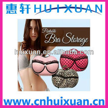 Stylish Bra organizer / Bra storage bag / Travel Bra Bag