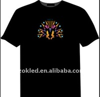 LED light up T-shirt