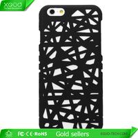 High quality factory price ChinFun bird nest case for iphone 6 ,for iphone 6 bird nest case