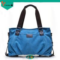 nice cheap wholesale vintage durable leisure canvas handbag for women