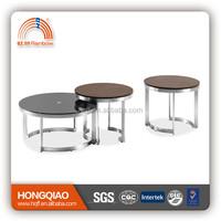 CT-37A CT-37B-1 wood steel design coffee table