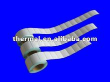 Competitive hot sale thermal adhesive printing sticker rolls
