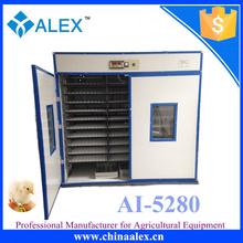 incubator machine for hatching chicken /goose /duck /quail /ostrich eggs AI-5280