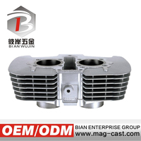 Aluminum die casting auto parts accessories