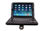 Bluetooth Wireless Detachable Keyboard Folding Leather Case Cover for Apple iPad Air 5
