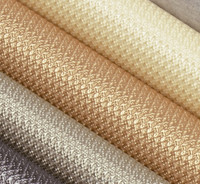 Luxurious design embossed pattern pvc leather for decoration, wall paper,KTV adornment