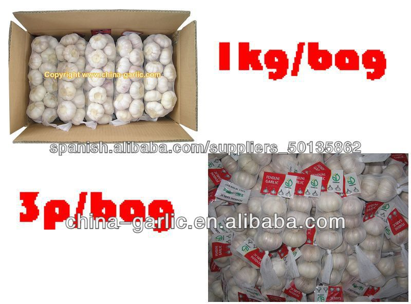 "Chinese Best Fresh "" Natural Garlic"" - OEM Supplier in China"