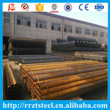 88.9mm 3 pe external and internal anti-corrosion steel pipe