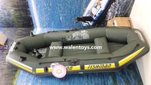 PVC jilong rowing sports inflatable canoe,plastic kayak