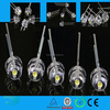 new products white 8mm straw hats led diode 4000-6000mcd