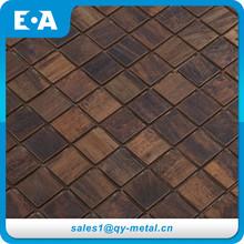 2015 New Living Room Decorative Mosaic Tile Backsplashes Copper
