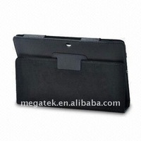 Tablet case cover Stand folio Leather case for blackberry playbook