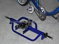 three-wheel motorcycle rear axle