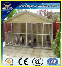 wholesale cheap wrought iron chain link dog kennel fence panels