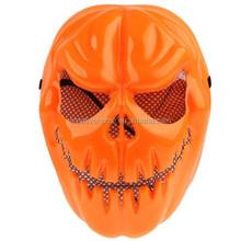 Pumpkin Style Cool Monster PVC Mask for Halloween