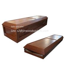 Proporcionar <span class=keywords><strong>funeral</strong></span> ataúd soild ataúd chapa de madera ataúd de cremación de cartón de papel ataúdes de cartón ataúd