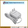 white color UL FCC plug adaptor 21v 500ma ac/dc adapter energy level VI standard
