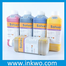 the best quality DX5 eco solvent ink for inkjet printer with DX5 printer head,DX5 eco solvent ink for large format printer