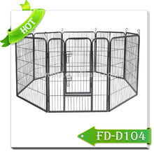 High Quality Metal Dog Playpen Heavy Duty Pet Exercise Pen