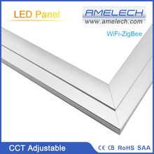 36W CCT Adjustable Dimmable Smart LED 600x600 Ultrathin Ceiling LED Panel Light
