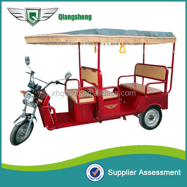 2014ECO Friendly Battery Rickshaw Boss Dulex electric rickshaw tricycle