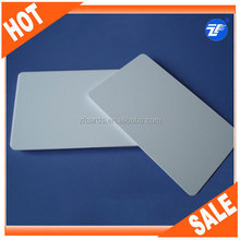Fast delivery 13.56MHz MIFARE(R) Classic 1K blank pvc cards