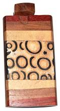 dugout pipas | tubería dugout de madera para fumar | dugout madera smokin