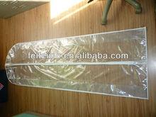 custom wholesale wedding dress plastic garment bag