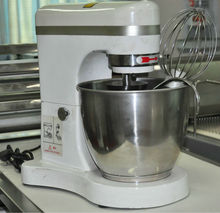 Electric Cake mixer for dough Usage