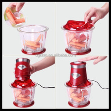 Factory supply promotional wholesale meat chopper, mini electric food chopper on sale