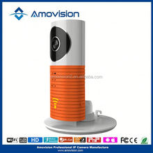 Baby Monitor with Smart Phone Viewing P2P HD IP Camera 1.0MP Amovision QF401