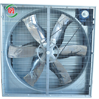 HS design Cooling system evaporative cooling fan/cooling exhaust fan for poultry/greenhouse