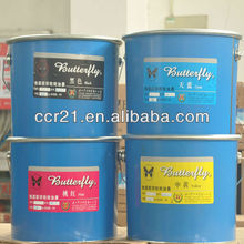 Rotary(web) soy oil based thermal(heat-set) curable original ink for magazine