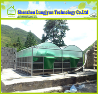 20m3 Portable Assembly Biogas Industrial Digester
