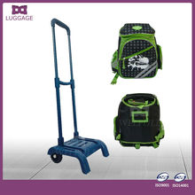 china factory goods retractable handle bag wheeled trolley parts accessory