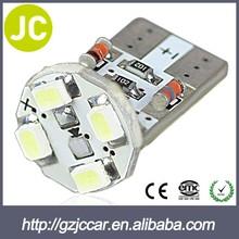 3020smd white flash car light bulb lamp holder T10