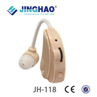 Behind the Ear Hearing Enhancing Amplifier invisible