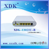 Optical fiber equipment product suppier epon gpon onu solution provider with 4 FE ONU