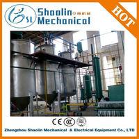 500kg/1ton/2t/3t/5t Small-scale crude / edible oil refinery plant price