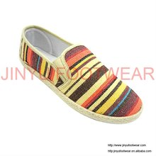 2010 fashion design fabric shoes