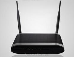 300Mbps wireless adsl2+ modem router 4 LAN port broadband router OEM ODM adsl wireless router