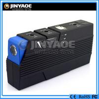 Air compressor/Laptop/Cellphone rechargeable battery pack jump start booster quick starter car battery