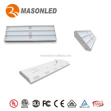 led linear high bay 300W DLC, UL, CE, RoHS, Dimmable, motion sensor, 5 years warranty
