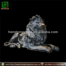 Bronze Lion Statue ,brass lion statue