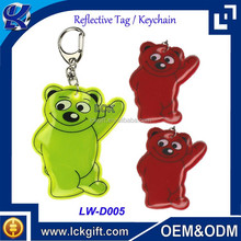 Fancy tag reflective promotional items china