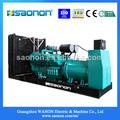 62 kva generador eléctrico