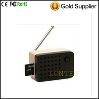 Motz unwitting series of fashion musicbox radio card mp3 wool small speaker