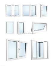 Alunimun Casement Windows/aluminum window and door